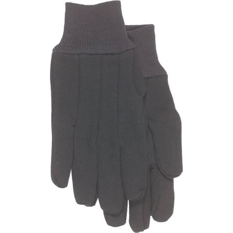 Boss Gloves 403 Large Brown Jersey Gloves