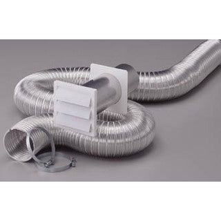 Dundas Jafine MLFVK48E Semi Rigid Aluminum Dryer Vent Kit
