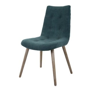 Shana Mid Century Blue Chair