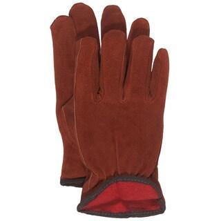 Boss Gloves 4175J Jumbo Lined Split Leather Gloves