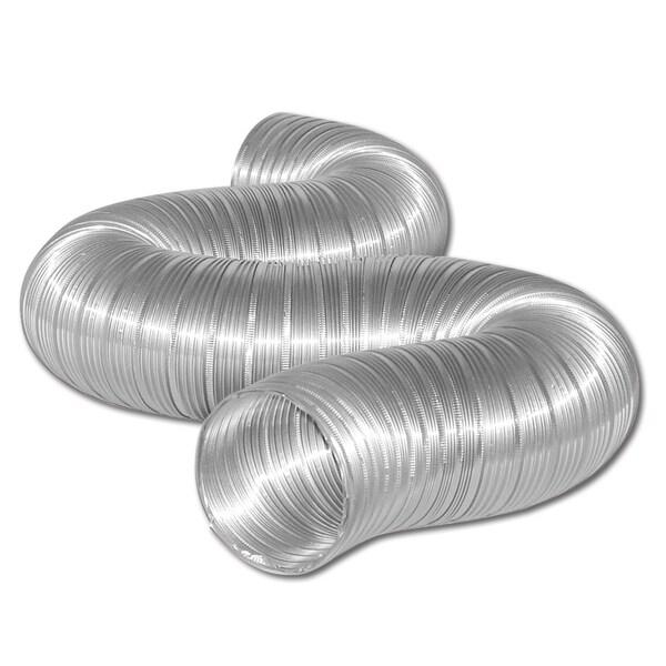 "Dundas Jafine MFX68X 6"" x 8' Semi Rigid Aluminum Ducting"
