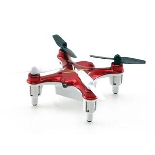 Syma X12 2.4Ghz 4ch Red Nano Quadcopter with Gyro