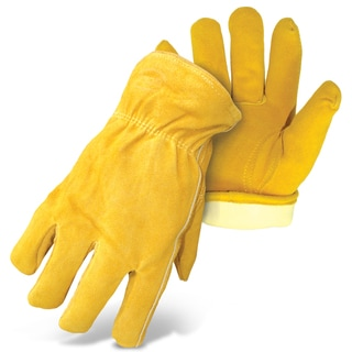 Boss Gloves 7186J Jumbo Split Deerskin Lined Gloves