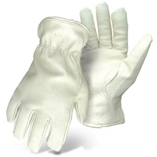 Boss Gloves 7191L Thin Insulated Pig Skin Gloves
