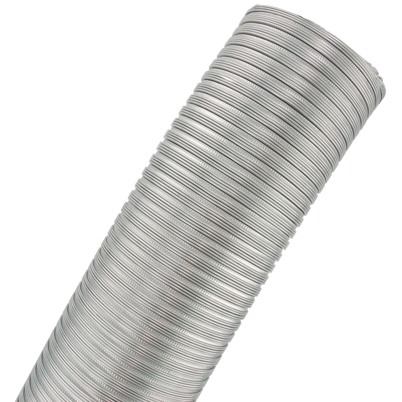 "Dundas Jafine MFX38X 3"" x 8' Semi Rigid Flexible Aluminum..."