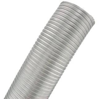 "Dundas Jafine MFX38X 3"" x 8' Semi Rigid Flexible Aluminum Ducting"