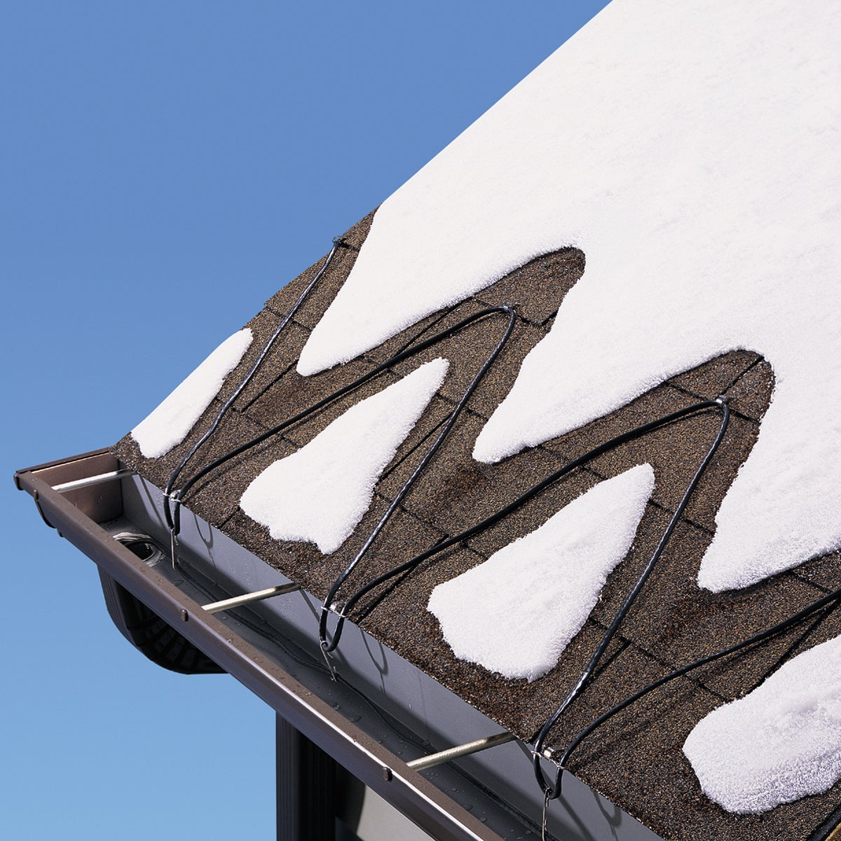 Easy Heat Adks-100 20' 100 Watt Electric Roof De Icing Ca...