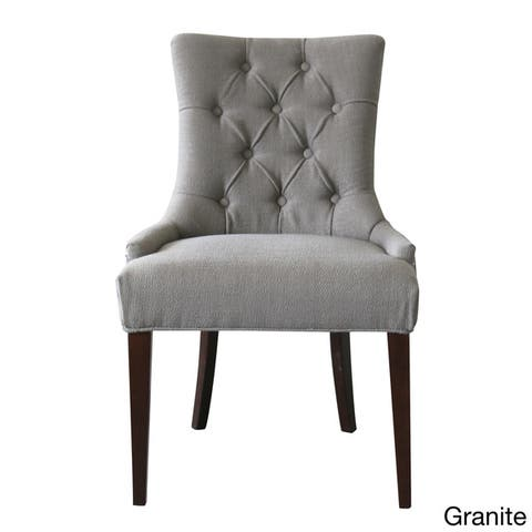 Copper Grove Shearwater Tufted-back Chair