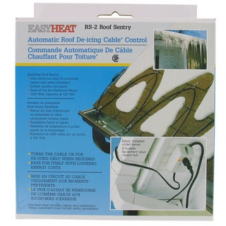 Easy Heat RS-2 1200 Watt Automatic Roof De Icing Cable Control