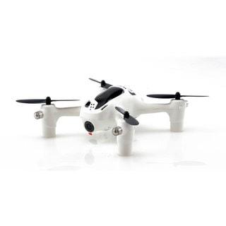 Hubsan X4 H107D+ Plus 5.8Ghz 4ch White Mini Quadcopter