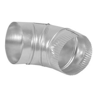 "Dundas Jafine E4E 4"" Aluminum Adjustable Elbow"