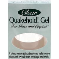 Quake Hold 22111 Clear Quakehold Gel