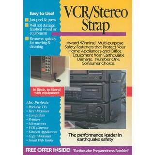 Quake Hold 4173 VCR & Stereo Strap