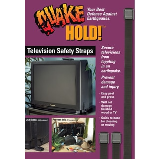 Quake Hold 4065 TV Strap