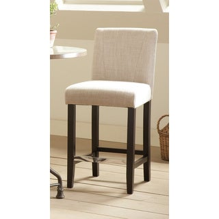 Layla Linen Upholstered 30 Inch Bar Stool 16627575
