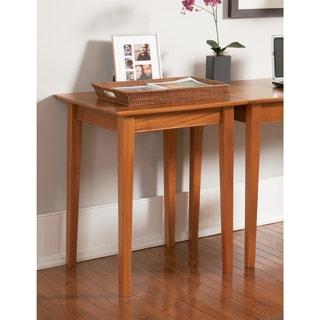 Atlantic Shaker-style Caramel Latte Wood Printer Stand