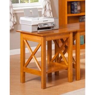 Atlantic Caramel Latte Wood Lexi Printer Stand