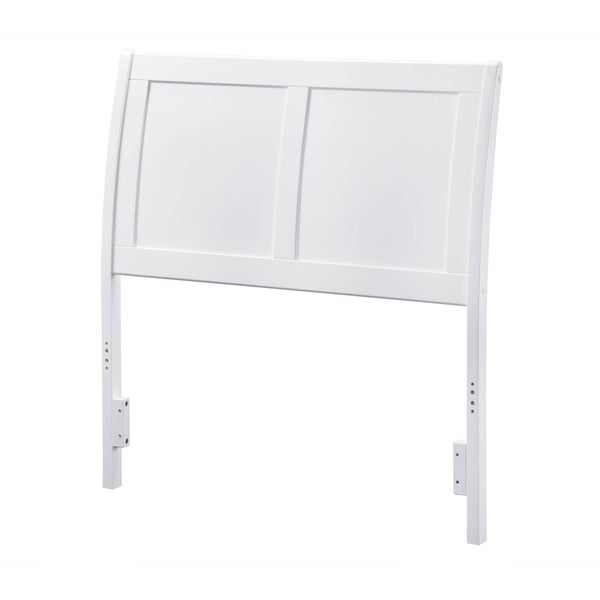 Portland Headboard Twin White