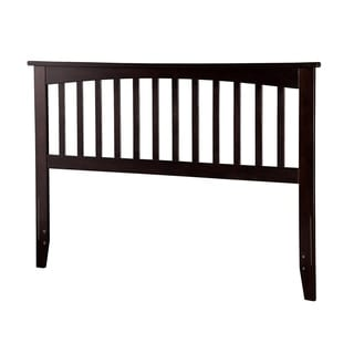 Mission Headboard Full Espresso