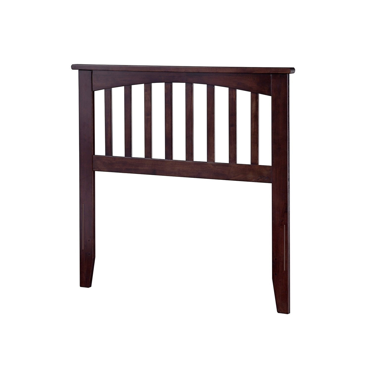 Atlantic Furniture Mission Headboard Twin Espresso (Size ...