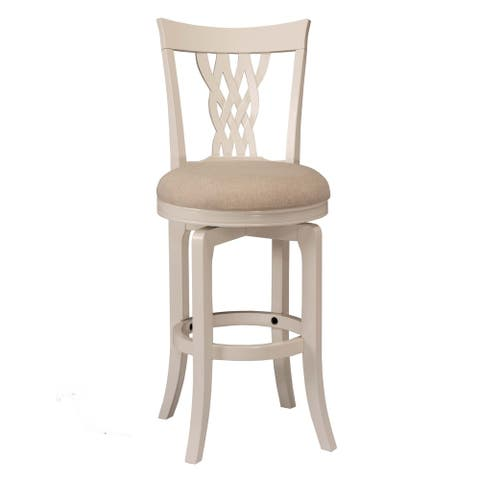 Hillsdale Furniture Wood Embassy Bar Stool