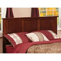 Madison Headboard Full Walnut