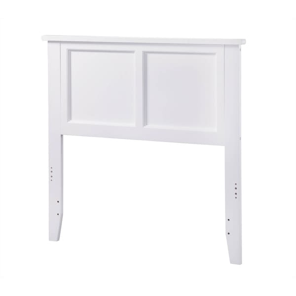 Madison Headboard Twin White