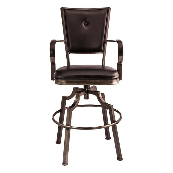 Hillsdale Furniture Castlebrook Swivel Counter Stool