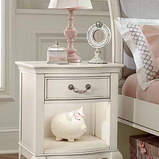 NE Kids Kensington Antique White Wood Nightstand With Built-in Nightlight|https://ak1.ostkcdn.com/images/products/12545758/P19348116.jpg?impolicy=medium
