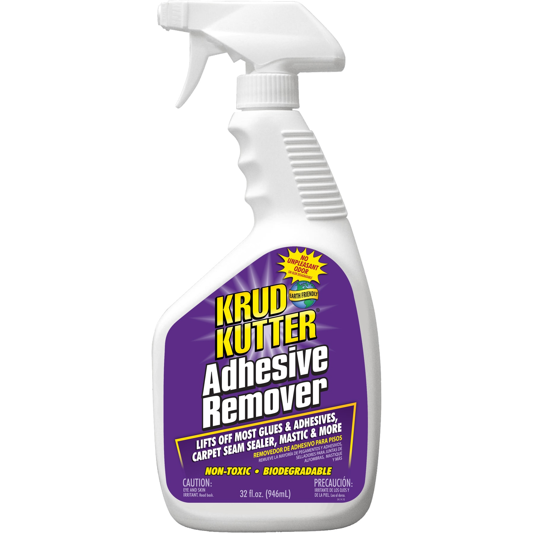Krud Kutter AR32/4 32 Oz Adhesive Remover (Cleaners)