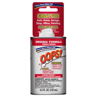 Oops! 1026E 4.5 Oz Oops! All Purpose Remover