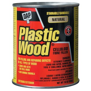 Dap 21506 16 Oz Plastic Wood Filler