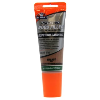 Elmer's E812Q 3-1/4 Oz Walnut ProBond Wood Filler