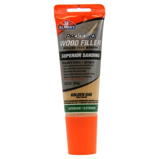 Elmer's E814Q 3-1/4 Oz Gold Oak ProBond Wood Filler
