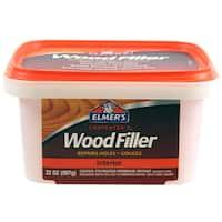 Elmer's E842L 32 Oz Carpenter's Interior Wood Filler