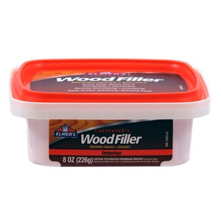 Elmer's E848D12 1/2 Pint Carpenters Wood Filler