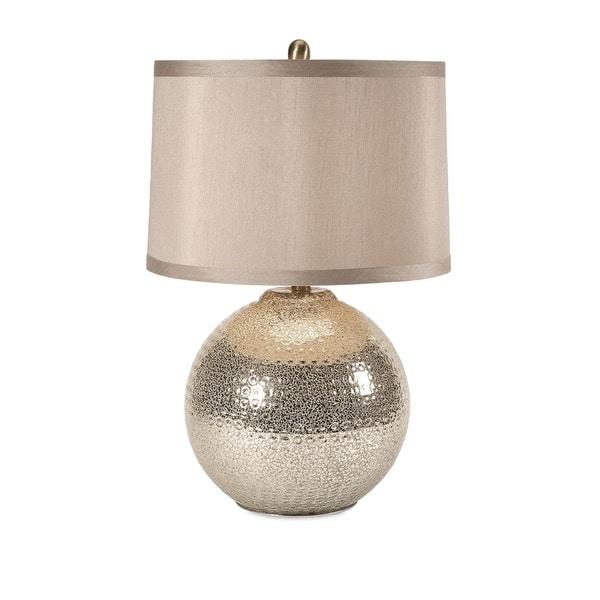 Bolton Mercury Glass Table Lamp