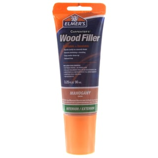 Elmer's E864 3.25 Oz Mahogany Carpenter's Wood Filler