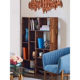 Aurelle Home Lakewood Shelf Solid