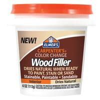 Elmer's E912 4 Oz Natural Wood Filler
