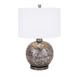 Vista Mosaic Glass Table Lamp