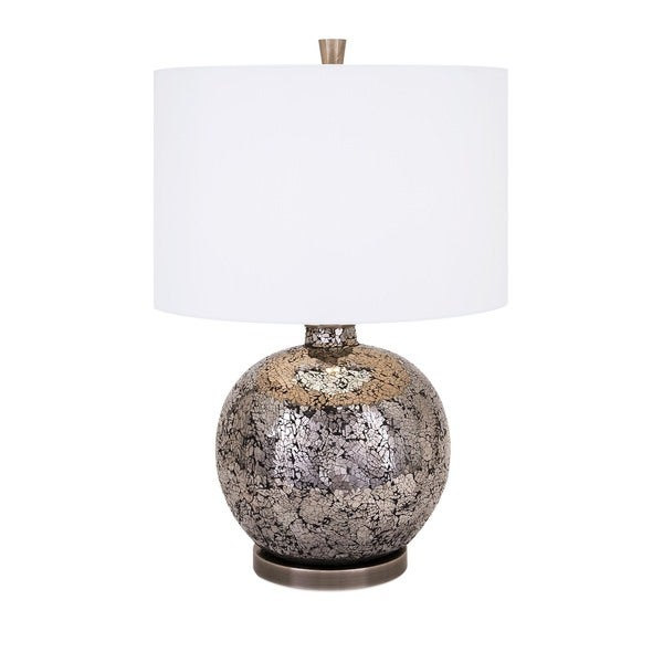 Vista Mosaic Glass Table Lamp