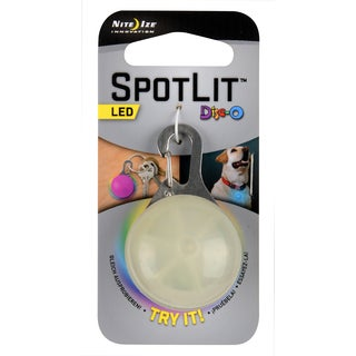 Nite Ize SLG-06-07 Disc-O LED SpotLit