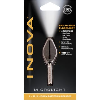 Nite Ize CB-W White Inova LED Microlight