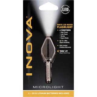 Nite Ize Inova 6 lumens Micro Light LED CR2016 White