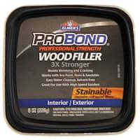 Elmer's P9890 8 Oz ProBond Wood Filler