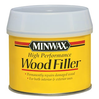 Minwax 21600 12 Oz High Performance Wood Filler
