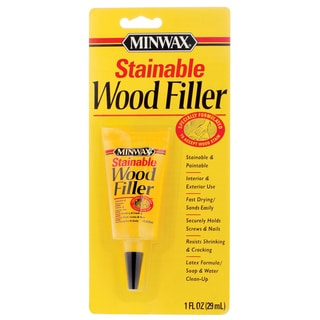 Minwax 42851 1 Oz Stainable Wood Filler