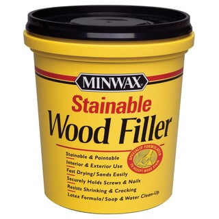 Minwax 42853 16 Oz Stainable Wood Filler