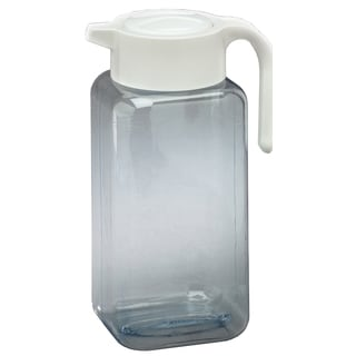 Arrow Plastic 00912 1 Gallon Clear Pitcher